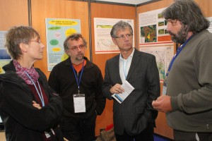 Groupe Europe Ecologie Les Verts au conseil regional de Bourgogne, 2011.